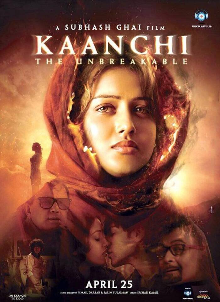 First Look: Subhash Ghai's 'Kaanchi', Kangana in 'Revolver Rani'