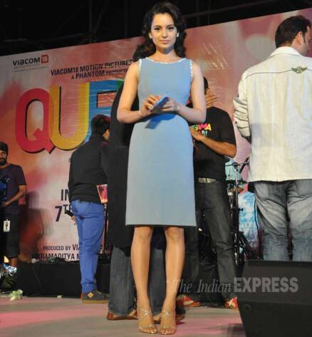 Meet Bollywood 'Queens' Kangana Ranaut, Lisa Haydon