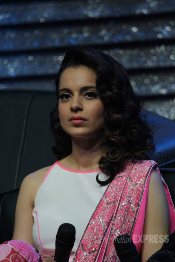 'Queen' Kangana Ranaut shows off her dance moves