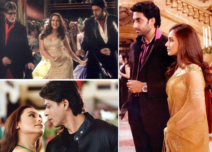 In 2006, Abhishek Bachchan was seen in Karan Johar's 'Kabhi Alvida Naa Kehna' along with Shah Rukh Khan, Rani Mukerji and Preity Zinta. The film that told the tale of an extra-marital affair went on to become one of the biggest Box office hits in India. <br /><br /> Abhishek's performance earned him his third Filmfare Award for Best Supporting Actor.