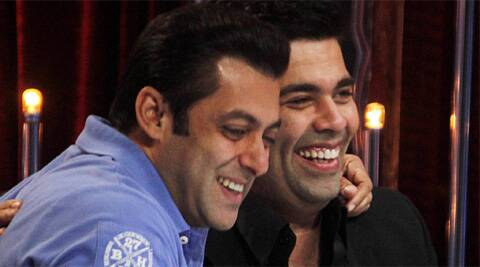 Bollywood superstar made his debut on Koffee with Karan in its first episode of the latest season.