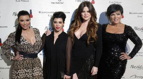 'Keeping Up With the Kardashians' covers the professional and personal lives of the Kardashian/Jenner family. (Reuters)