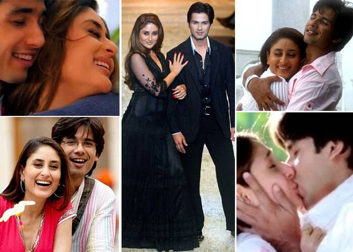 <b>Kareena Kapoor-Shahid Kapoor</b>: When the duo started dating, they were the most talked-about couple of their generation in the industry. He was soft-spoken, shy and charming and she was fun, bubbly and frank. They were seen together in quite a few films – 'Fida, Chup Chup Ke' and '36 China Town'. However, their biggest hit together came with Imtiaz Ali's 'Jab We Met'. However, by the time the film released, the lovebirds had gone their separate ways.