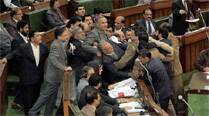 JK Assembly rocked by unruly scenes; PDP MLA injured