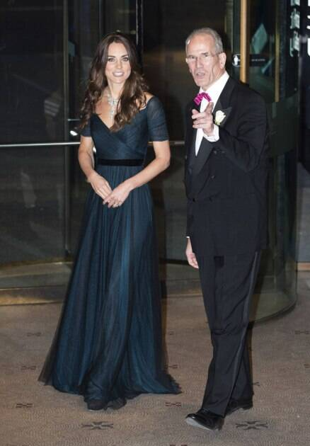 Kate Middleton shines in Hyderabad Nizam's jewels