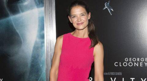 Katie Holmes welcomed Suri, seven, with former husband Tom Cruise in 2006. (Reuters)