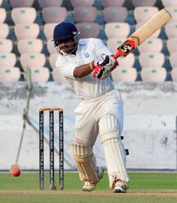 Kedar Jadhav played another good hand in the final as the right-hander scored a gritty hundred under pressure (PTI)