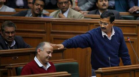 AAP formed the government on December 28 with outside support from Congress.