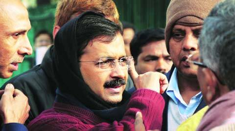 Arvind Kejriwal had also lashed out at him saying that the L-G was openly flouting the decisions taken by President Pranab Mukherjee.