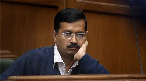 Arvind Kejriwal said Modi should speak on the issue of gas pricing in his rally.
