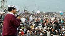 Arvind Kejriwal to hold first public meeting in Bapunagar