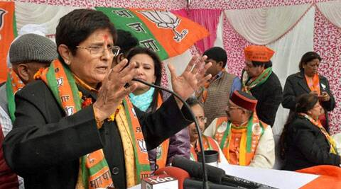 Kiran Bedi win: RSS says it's kabaddi, hold breath