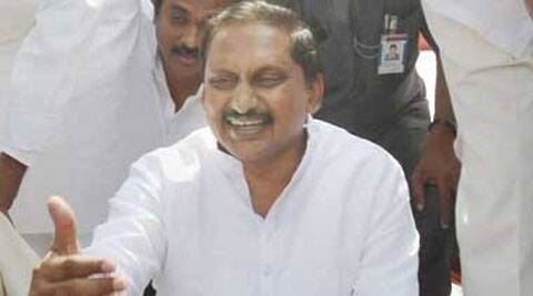 N Kiran Kumar Reddy  was anointed as Chief Minister on November 25, 2010 after septuagenarian K Rosaiah. (Photo: PTI)