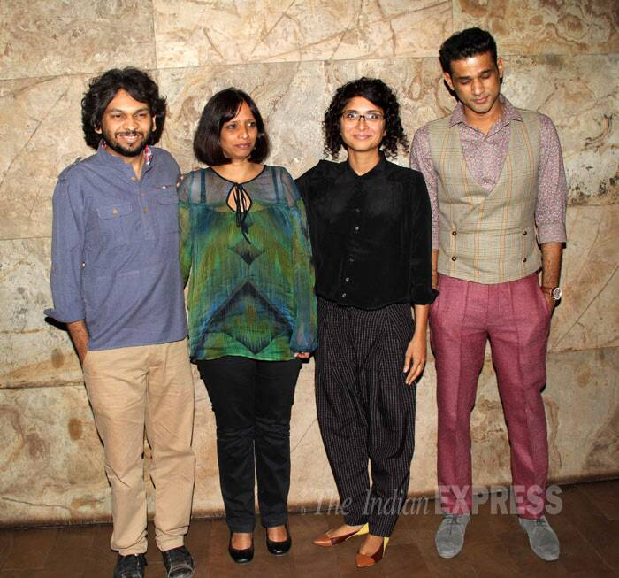 Kiran Rao had earlier lent her support to 'Ship of Theseus'. (Photo: Varinder Chawla)