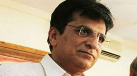 BJP's Kirit Somaiya files defamation suit against Shiv Senamouthpiece