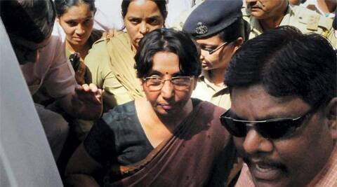 A convict in the 2002 Naroda Patiya massacre Maya Kodnani, has pleaded for extension of her interim bail on medical grounds. (Photo: PTI)