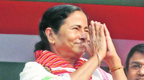Trinamool Congress chief Mamata Banerjee on Wednesday accused the Congress and BJP of forming a syndicate, and urged people not to give a single vote to the two parties.