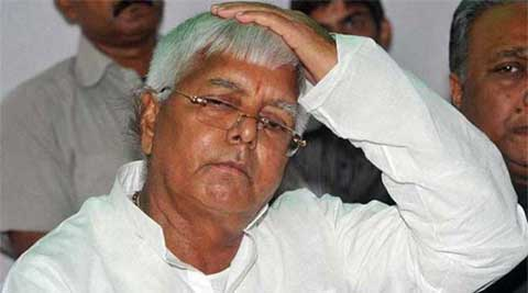 Lalu has petitioned the special court to set aside proceedings against him in some fodder scam cases. (PTI Photo)