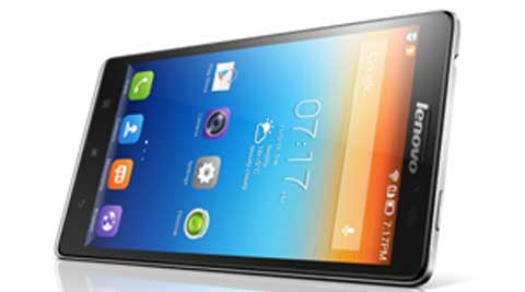 The Vibe Z K910 is Lenovo's new flagship.