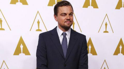 Leonardo DiCaprio: Protecting our planet's oceans and the marine species that call it home is one of the most pressing sustainability crises facing humanity today. (Reuters)