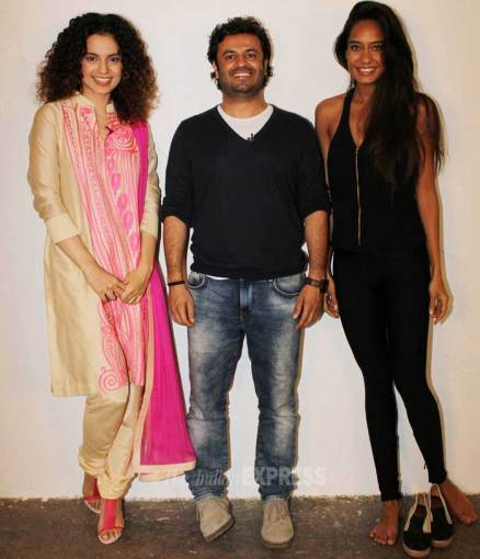 Kangana, Lisa gear up for 'Queen'