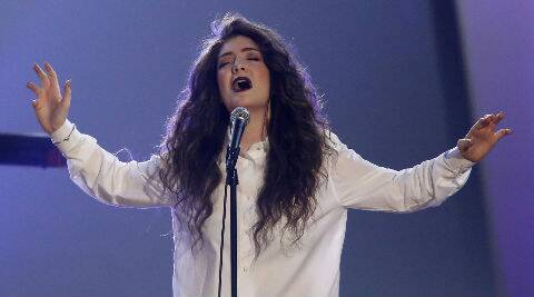 Lorde says she is still getting used to having fans who follow her blindly. (Reuters)