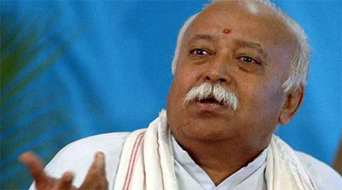 Bhagwat's five-day tour ended on Sunday with an hour-long address to swayamsevaks and BJP leaders of Kashi region.