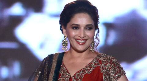 Madhuri ruled Bollywood in the '80s and '90s as one of the top stars.