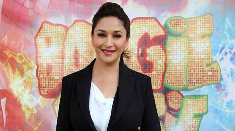"""There is an emergence of new sensibilities,"" Madhuri said."