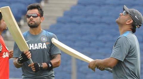 Mahendra Singh Dhoni's leadership has come under heavy fire of late following the disastrous tour to New Zealand (File)