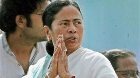 Mamata Banerjee claimed that Trinamool Congress protested against the Modi government in the Parliament after the riots.