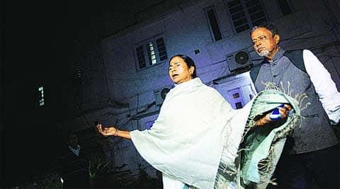 Mamata and Mukul Roy will address rallies in other states. (ashi Tobgyal)