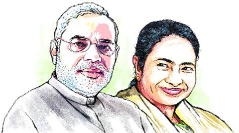 Trinamool leaders are, however, dismissive of Modi's apparent olive branch. CR Sasikumar