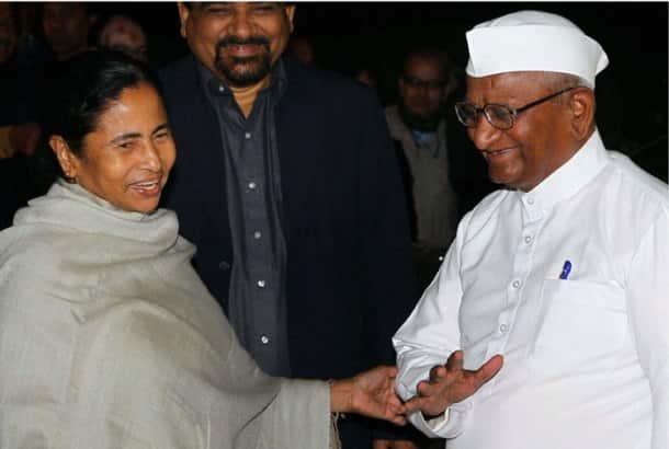Anna Hazare, Narendra modi, Anna Hazare Modi, Anna Hazare protest