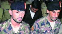Italy said it would exercise 'all options' to bring back marines Massimiliano Latorre and Salvatore Girone.