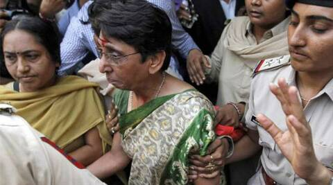 Kodnani, one of the 32 persons convicted in the Naroda Patiya massacre case, is also facing a criminal trial in the 2002 Naroda Gam massacre case. (PTI)