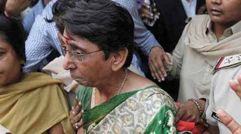 Maya Kodnani out of jail, SIT petition for stay on bail rejected