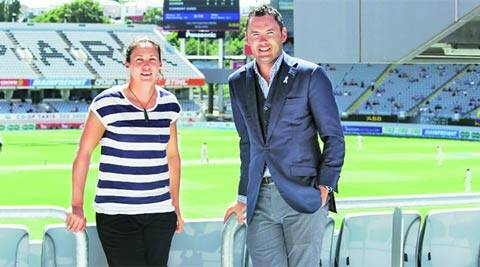 After having represented New Zealand, both Sara and Peter McGlashan have now shifted focus to a life in coaching (IE Photo Daksh Panwar)