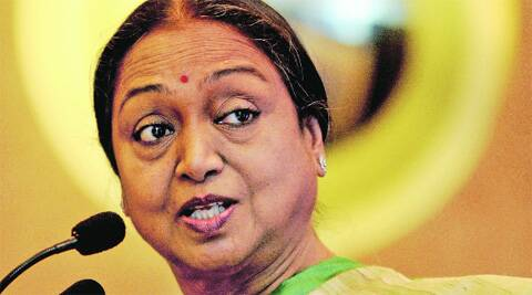 The Speaker Meira Kumar had named 16 people in the wake of the incidents, who have been suspended  for five consecutive sittings.