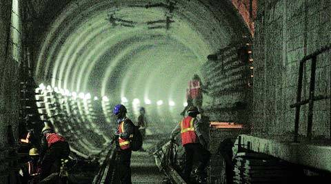 Metro takes six per cent of a project cost as consultancy fee.