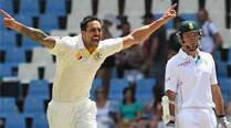 In the form of his life, Mitchell Johnson took a career-best 12/127 in the first Test at Centurion.