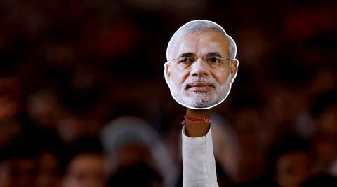 If Modi's claim of development is true, then why should there be 18 lakh educated unemployed youths in the state? Ahmed Patel asked. (Reuters)