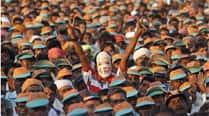 Harsh Vardhan at helm, Narendra Modi cutouts, posters adorn Delhi BJPoffice
