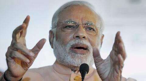 File photo: BJP Prime Ministerial candidate and Gujarat Chief Minister Narendra Modi.