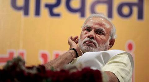Modi alleged that artificial shortage of coal is being created in the country. (AP)