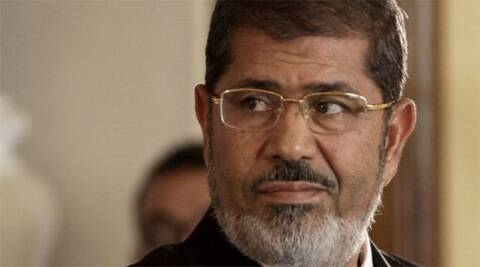Ousted president Mohamed Morsi faces the charges which at maximum carry the death penalty. (Reuters)