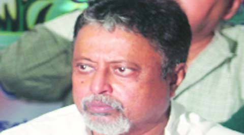All India TMC general secretary Mukul Roy