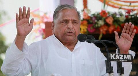 SP supremo Mulayam Singh Yadav asked partymen to exercise restraint while working towards the goal of capturing power at the Centre. (Photo: PTI)