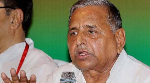 SP supremo Mulayam Singh Yadav. No official reason was given for the cancellation of the visit by the district administration.  (Photo: PTI)