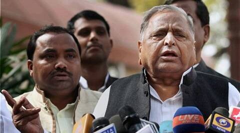 Mulayam also blamed the Congress over corruption and price rise. (PTI)